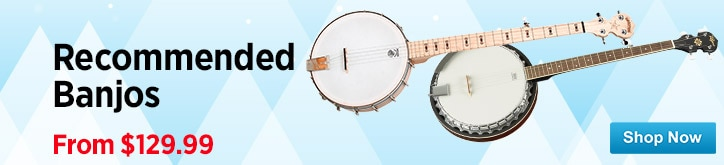 MF MD DT Recommended Banjos 11-26-14