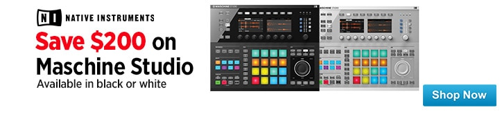 MF MD DT Save 200 on Maschine Studio 03-27-15