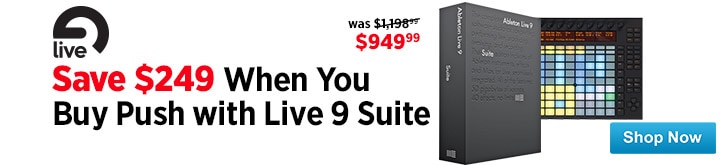 MF MD DT Save 249 when you buy Push with Live 9 Suite 12-28-14