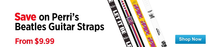 MF MD DT Save on Perris Bealtes Guitar Straps 04-16-15