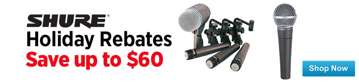 MF MD DT Shure Holiday Rebates 11-21-14