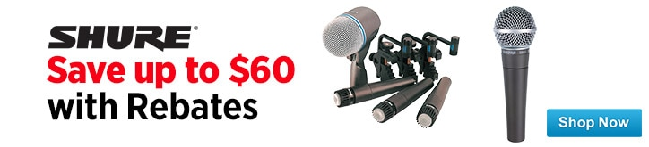 MF MD DT Shure Holiday Rebates 12-19-14