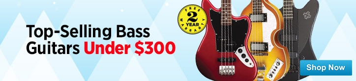 MF MD DT Top Selling Bass Guitars under 300 12-12-14