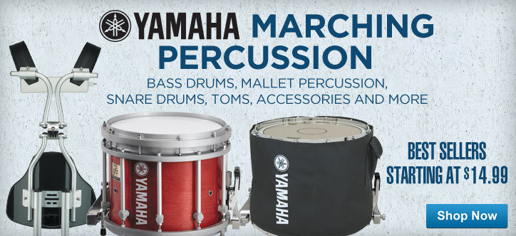 MF MD DT Yamaha Marchine Percussion 05-16-13