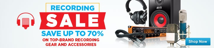 MF MD DT Recording Super Sale 09-21-15