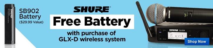 MF MD DT Shure Wireless Systems 10-6-16