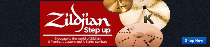 MF MD DT Zildjian Cymbals 9-30-16