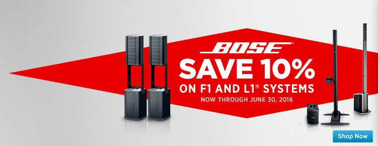 Bose Save 10%