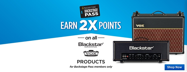 2x BSP Points on Vox and Blackstar