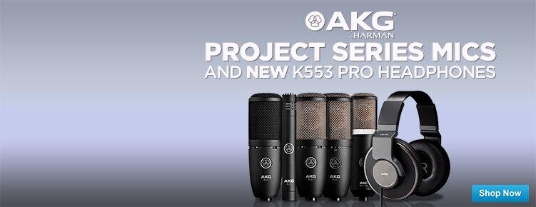 AKG K553 Headphones