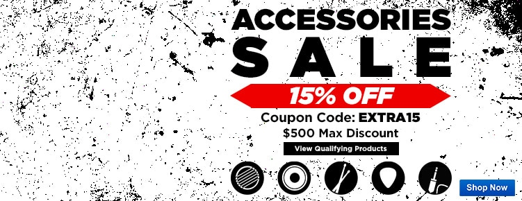 Accessories 15 OFF Coupon