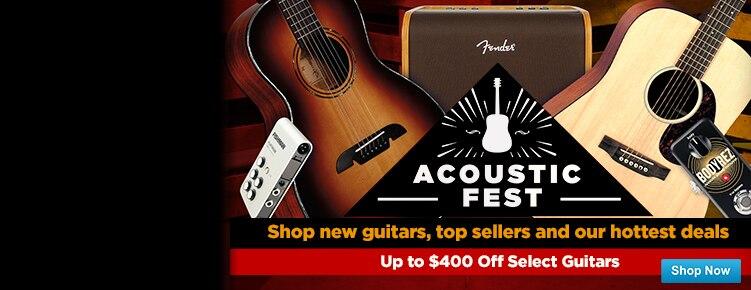 Acoustic Fest