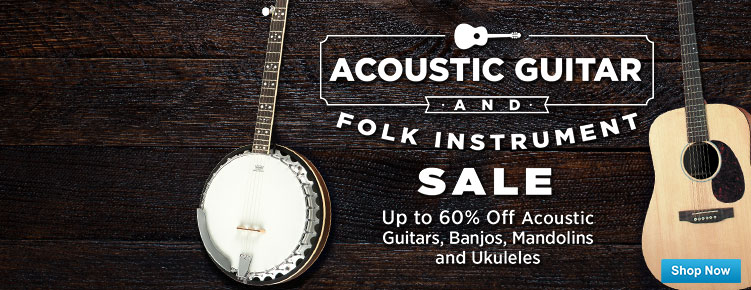 Acoustic Guitar Sale RSG Event Place Holder