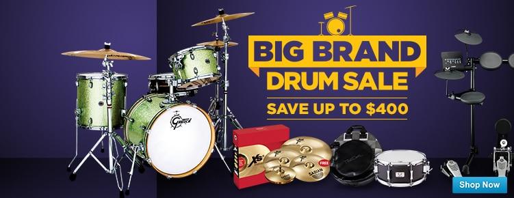 Big Brand Drum Sale