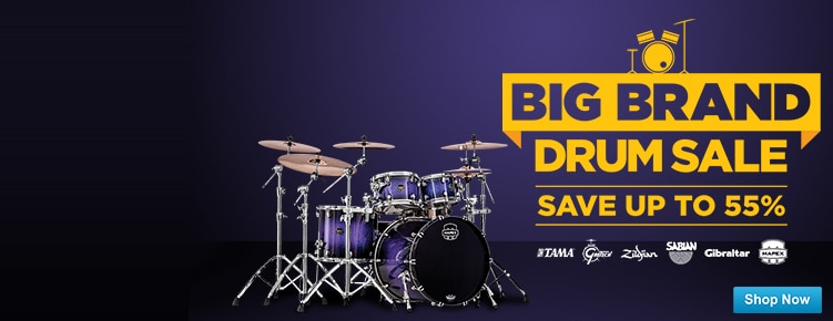 Big Brand Drum Sale