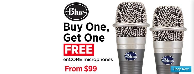 Blue Microphones enCORE BOGO