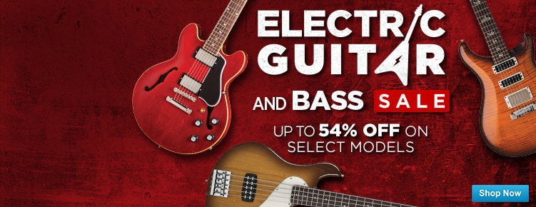 Electric Guitar Sale