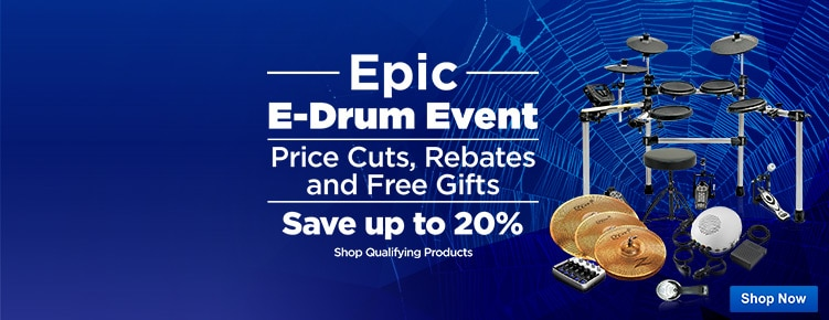 Electronic Drum Sale halloweenLast Chance