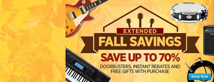 Fall Savings Doorbstrs EXT