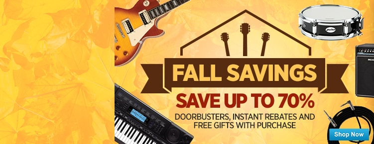 Fall Savings Doorbusters