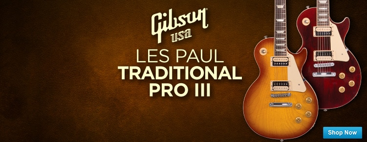 Gibson Traditional Pro III Les PaulExclusive