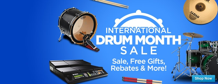 International Drum Month