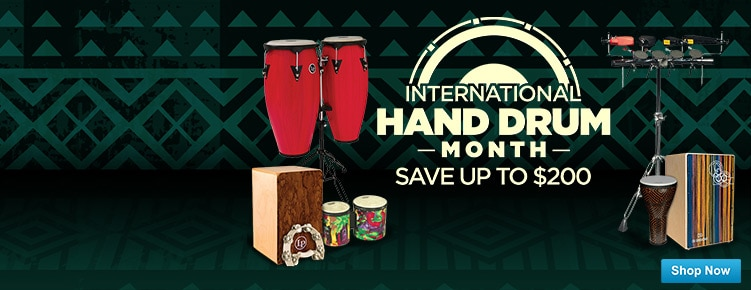 International Hand Drum Month