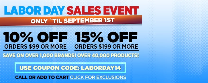 Labor Day Inclusion Coupon