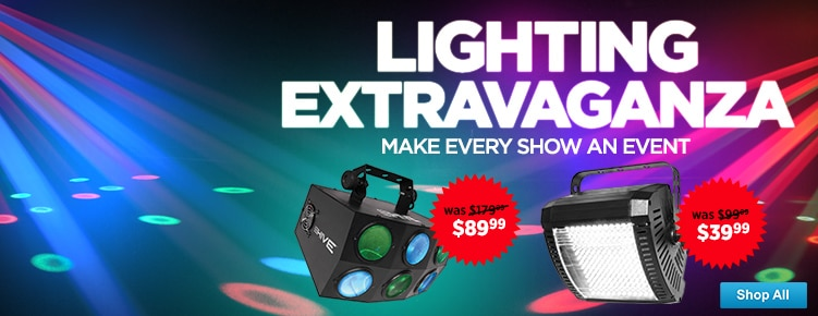 Lighting Extravaganza RSG