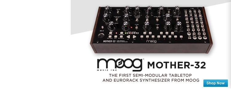 MOOG Mother starts 101