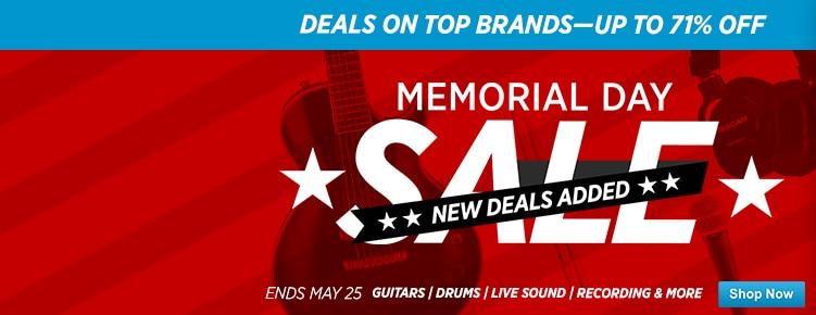 Memorial Day Doorbusters New Deals Added