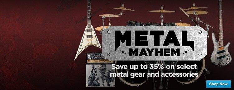 Metal Mayhem Sales Event