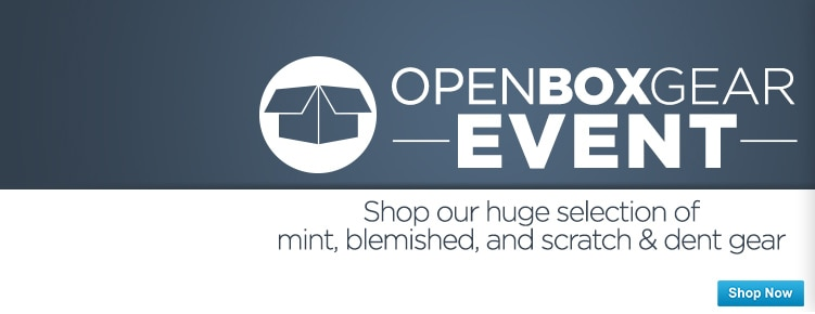 Open Box Gear Sale