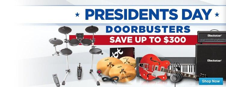 Presidents Day Doorbusters