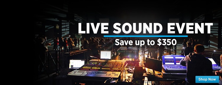 RSGLive Sound Sale