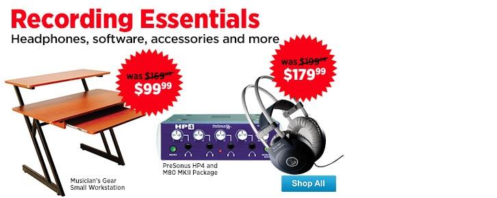Recording Essentials