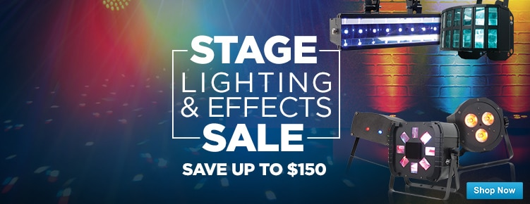 Stage LightingEffects Sale