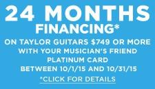 October Financing