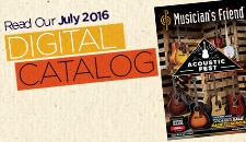 Musicians Friend Digital Catalog