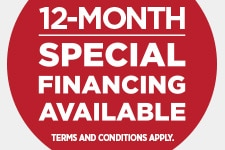 12 Month Financing