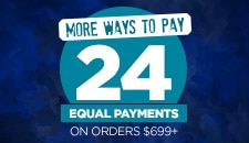 24 Equal Payments
