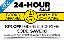 24 Hour Books Sale