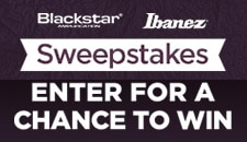 Blackstar Ibanez sweeps