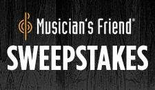 Musicians Friend Sweepstakes