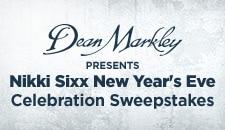 Nikki Sixx Sweeps