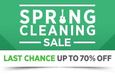 Spring Cleaning SaleFinal Day