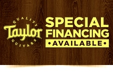 Taylor Special Financing