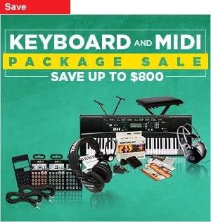 Keyboards and Midi Sale