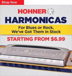Honher Harmonicas