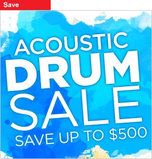 Acoustic Drum Sale